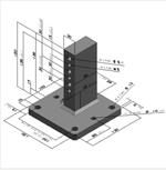 Supporti ferro / alluminio